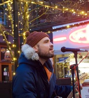 Singing in Aarhus,DK