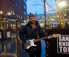Playing in Aarhus,DK